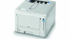 Firma OKI Europe wprowadza najmniejszą na świecie kolorową drukarkę A4